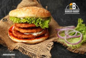 Fish n Crisp Burger