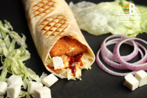 Paneer Thick Wrap