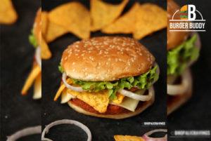 Veg Crisp n Crunchy Burger